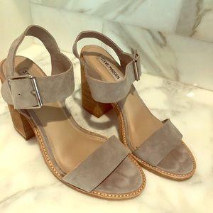 Steve madden block heels